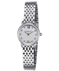Frederique Constant Slim Line Ladies Watch Model FC-200WHDSD6B