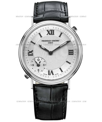 Frederique Constant Dual Time Men's Watch Model FC-205HS36