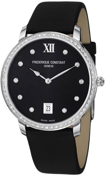 Frederique Constant Slim Line Unisex Wristwatch Model: FC-220B4SD36