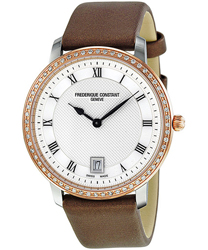Frederique Constant Slimline Ladies Watch Model FC-220M4SD32