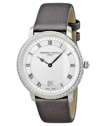 Frederique Constant Slimline Ladies Watch Model FC-220M4SD36