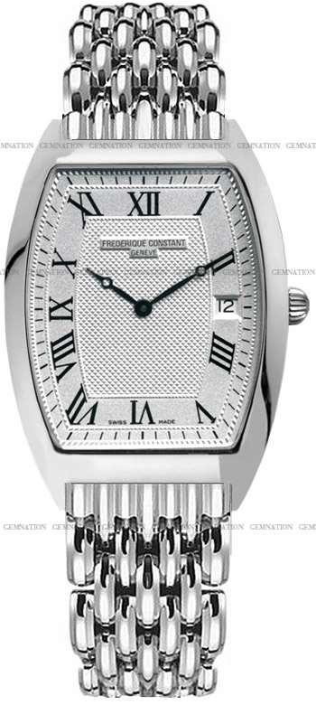Frederique Constant Art Deco Quartz Mens Wristwatch Model: FC-220MC4T26B