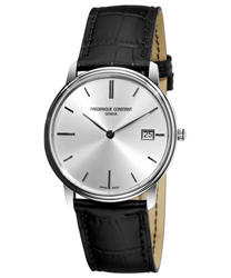 Frederique Constant Slim Line Mens Wristwatch Model: FC-220NS4S6