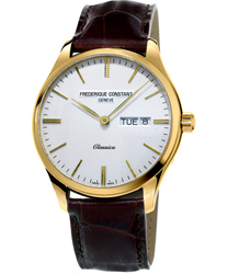 Frederique Constant Classics Quartz Men's Watch Model: FC-225ST5B5