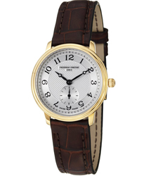 Frederique Constant Slimline Ladies Watch Model FC-235AS1S5