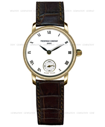 Frederique Constant Classics Ladies Wristwatch