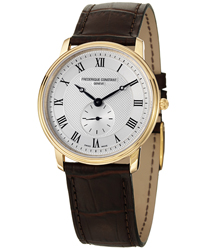 Frederique Constant Slimline Men's Watch Model: FC-235M4S5