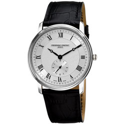 Frederique Constant Slimline Men's Watch Model FC-235M4S6