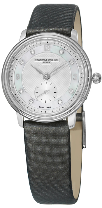 Frederique Constant Slimline Ladies Watch Model FC-235MPWD1S6