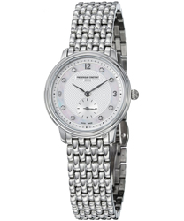 Frederique Constant Slimline Ladies Watch Model: FC-235MPWD1S6B