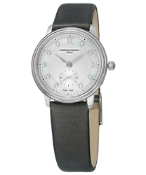 Frederique Constant Slimline Ladies Watch Model: FC-235MPWD1S6
