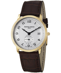 Frederique Constant Slim Line Mens Wristwatch Model: FC-245AS4S5