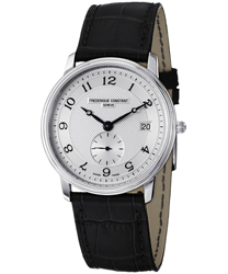 Frederique Constant Slim Line Mens Wristwatch Model: FC-245AS4S6