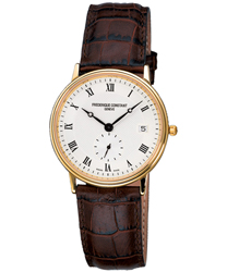 Frederique Constant Slimline Men's Watch Model FC-245M4S5