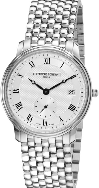 Frederique Constant Slimline Men's Watch Model FC-245M4S6B
