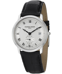 Frederique Constant Slimline Men's Watch Model: FC-245M4S6