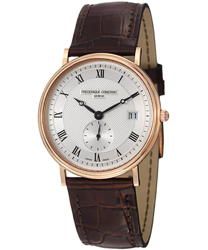 Frederique Constant Slimline Men's Watch Model FC-245M4S9