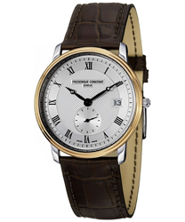 Frederique Constant Slim Line Mens Wristwatch Model: FC-245M4SZ7