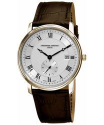 Frederique Constant Slim Line Mens Wristwatch Model: FC-245M5S5