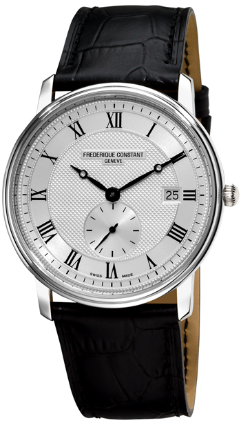 Frederique Constant Slim Line Mens Wristwatch Model: FC-245M5S6