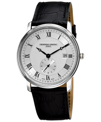 Frederique Constant Slimline Men's Watch Model FC-245M5S6 Thumbnail 1
