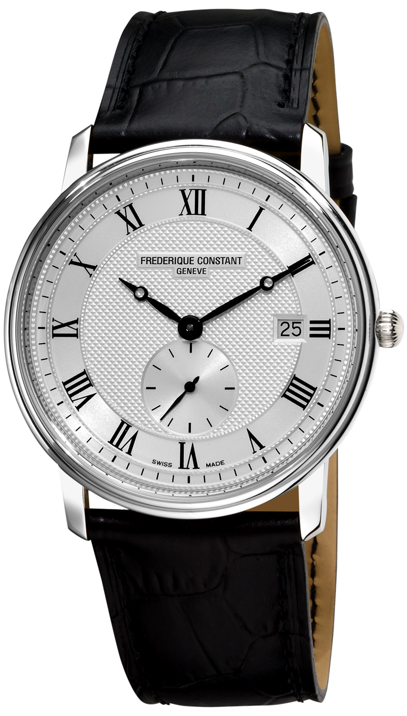 Frederique Constant Slimline Men's Watch Model: FC-245M5S6