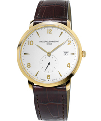 Frederique Constant Slimline Men's Watch Model FC-245VA5S5