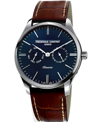 Frederique Constant Classics Quartz Men's Watch Model FC-259NT5B6