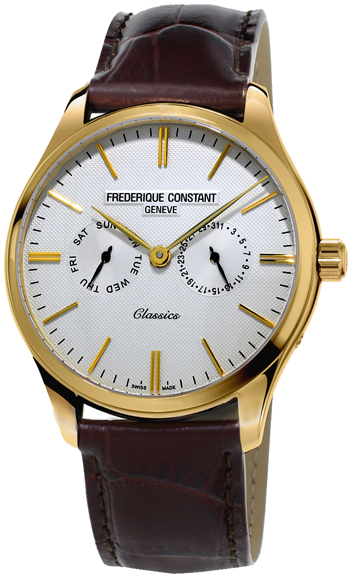 Frederique Constant Classics Quartz Men's Watch Model FC-259ST5B5