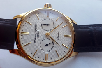 Frederique Constant Classics Quartz Men's Watch Model FC-259ST5B5 Thumbnail 2