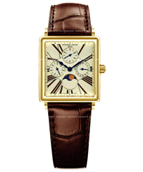 Frederique Constant Persuasion Mens Wristwatch Model: FC-265EM3C5