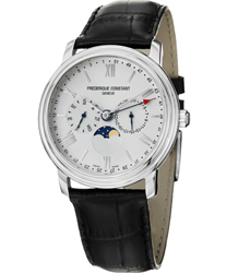 Frederique Constant Business Timer Men's Watch Model FC-270SW4P6