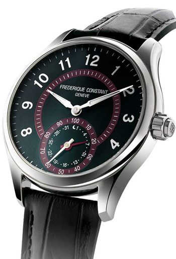 Frederique Constant Horological Smartwatch Men's Watch Model FC-285BBR5B6 Thumbnail 2