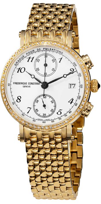 Frederique Constant Classics Ladies Watch Model FC-291A2RD5B