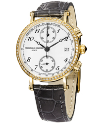 Frederique Constant Classics Ladies Watch Model FC-291A2RD5