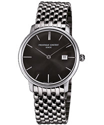Frederique Constant Slim Line Mens Wristwatch Model: FC-306G4S6B