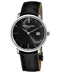 Frederique Constant Slim Line Mens Wristwatch Model: FC-306G4S6