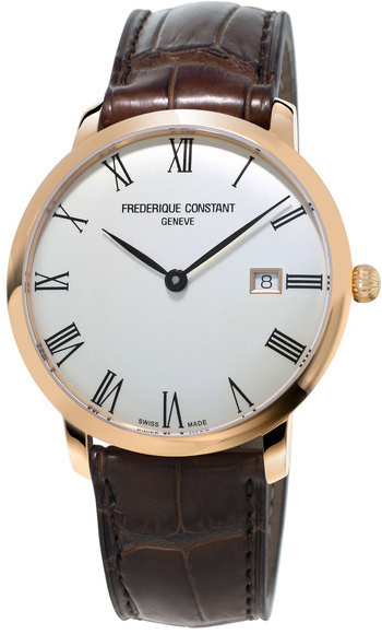 Frederique Constant Slimline Automatic Men's Watch Model FC-306MR4S4