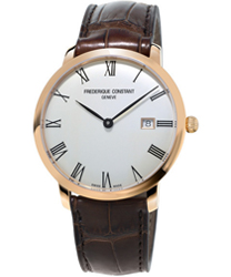 Frederique Constant Slimline Automatic Men's Watch Model: FC-306MR4S4