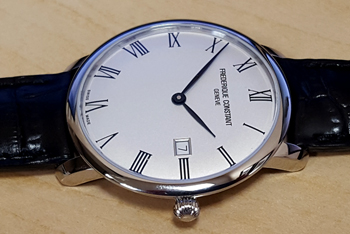 Frederique Constant Slimline Automatic Men's Watch Model FC-306MR4S6 Thumbnail 3