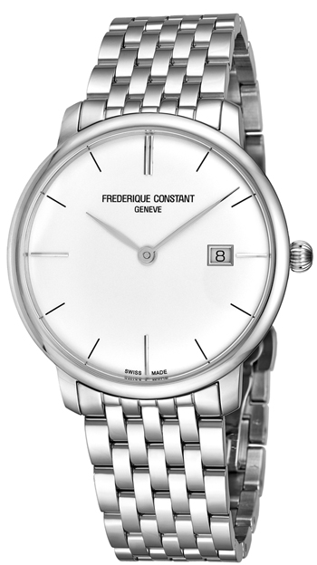 Frederique Constant Slimline Men's Watch Model FC-306S4S6B2