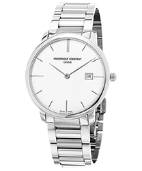 Frederique Constant Slim Line Mens Watch Model FC-306S4S6B3