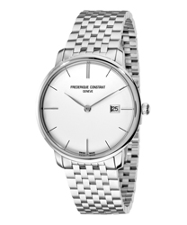 Frederique Constant Slim Line Mens Wristwatch Model: FC-306S4S6B