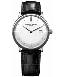 Frederique Constant Slim Line Mens Wristwatch Model: FC-306S4S6