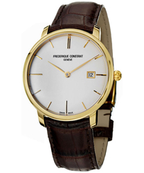 Frederique Constant Slim Line Mens Watch Model FC-306V4S5