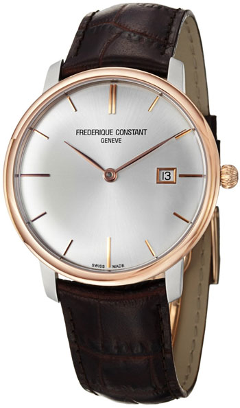 Frederique Constant Slimline Men's Watch Model FC-306V4STZ9