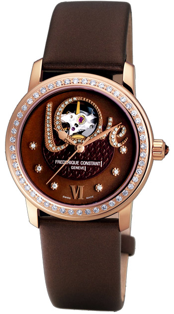 Frederique Constant Ladies Ladies Watch Model FC-310CLHB2PD4