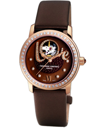 Frederique Constant Ladies Ladies Watch Model: FC-310CLHB2PD4