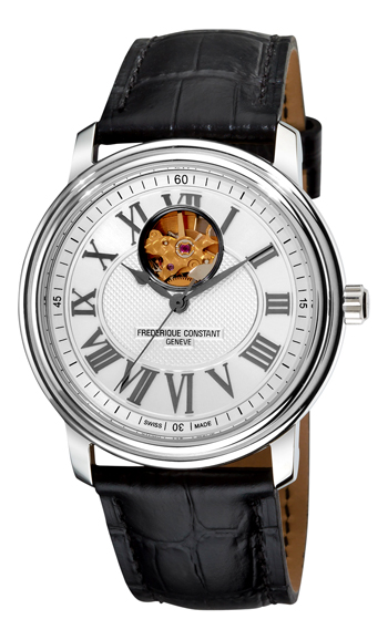 Frederique Constant Persuasion Heart Beat Mens Wristwatch Model: FC-310NM4P6