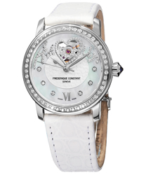 Frederique Constant Amour Heart Beat by ShuQi   Model: FC-310SQ2PD6